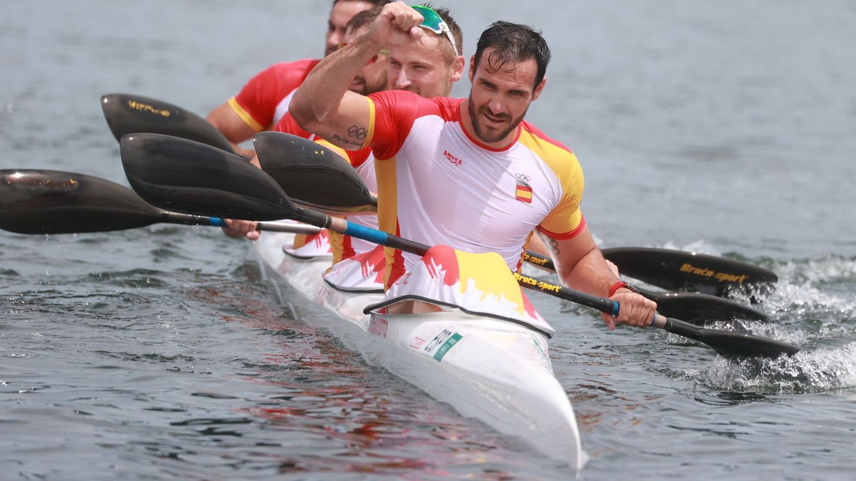 El cuarteto español quedó segundo, por detrás de Alemania. (Reuters)