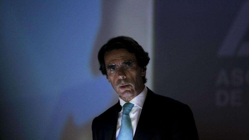 Aznar, el tipo que fue importante
