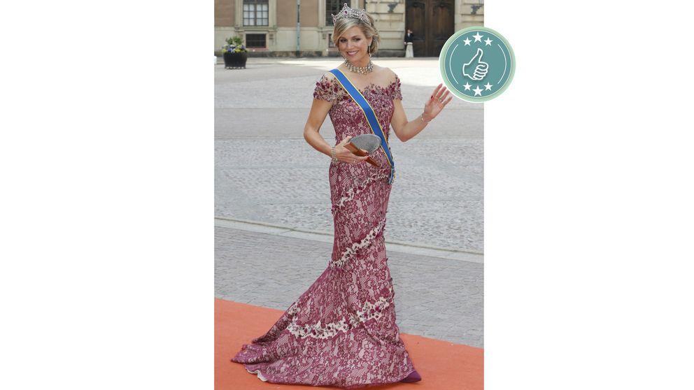 Las mejor y peor vestidas de la boda real de Carlos Felipe de Suecia y Sofía Hellqvist