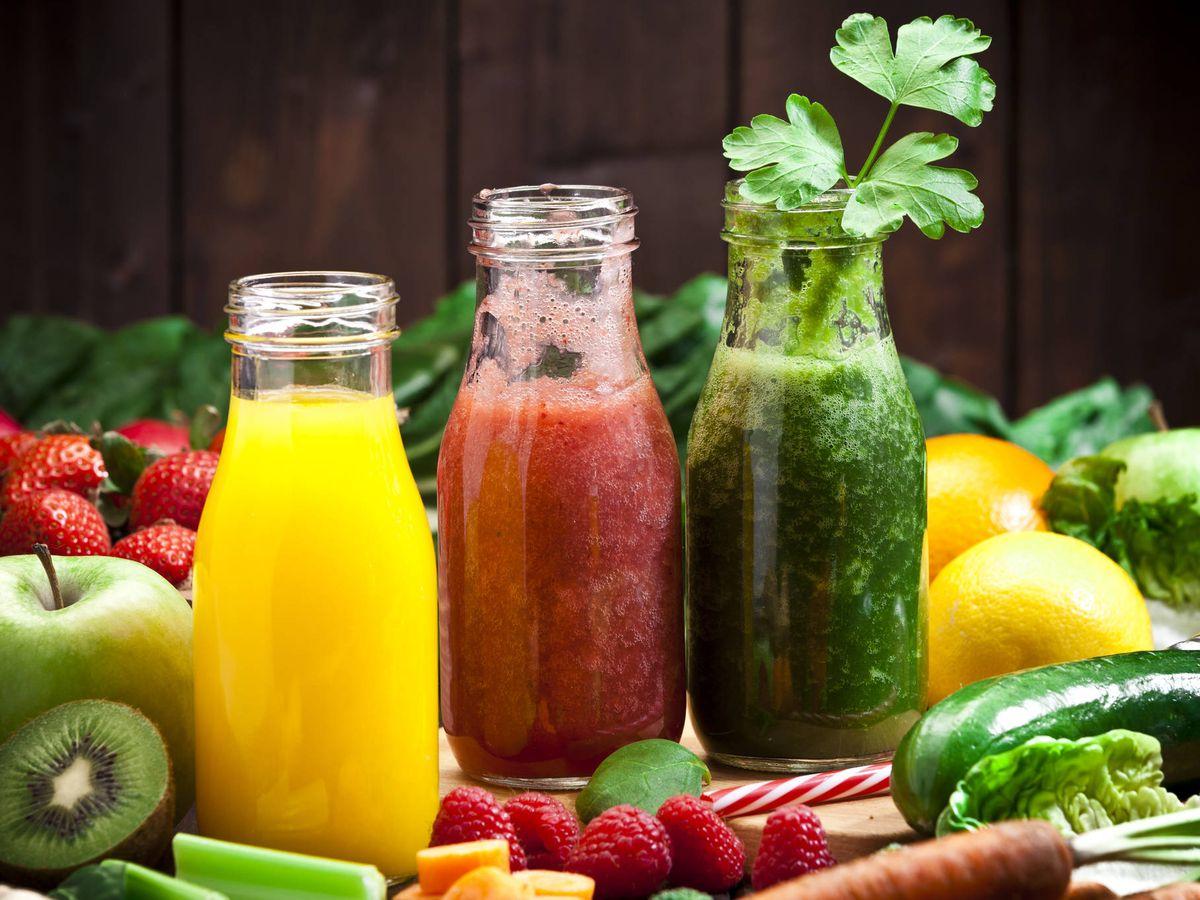 Las 12 mejores verduras para hacer zumo