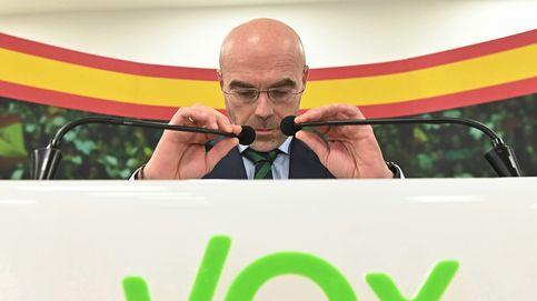 Vox rompe con los nacionalistas flamencos en la Eurocámara por apoyar al PNV