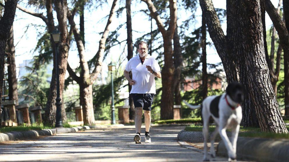 La Policía denuncia a Rajoy por saltarse el confinamiento al hacer deporte en la calle