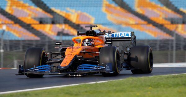 El dominio de Verstappen sobre el hielo de Turquía que deja a Carlos Sainz en problemas