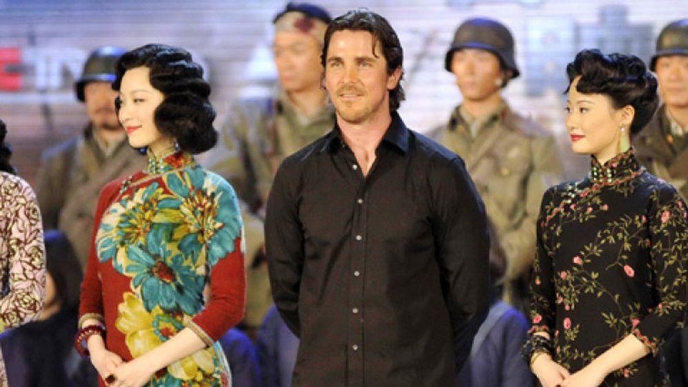 Foto: Christian Bale, atacado por la policía china cuando intentaba visitar a un disidente