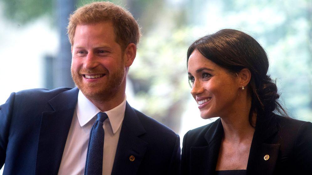 Foto: La pareja royal en una imagen reciente. (Reuters)