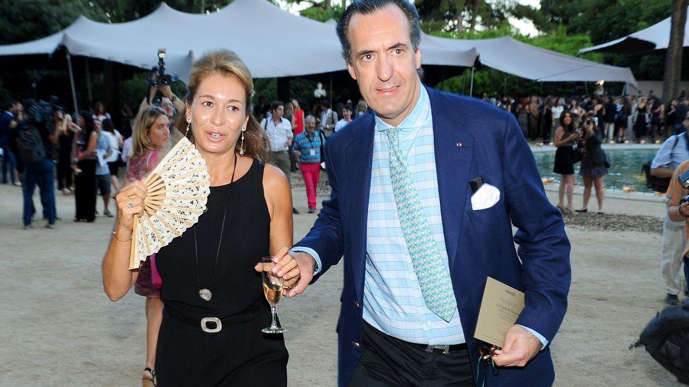 Foto: El exduque de Lugo, Jaime de Marichalar, junto a una amiga, en una imagen de archivo (Gtres)