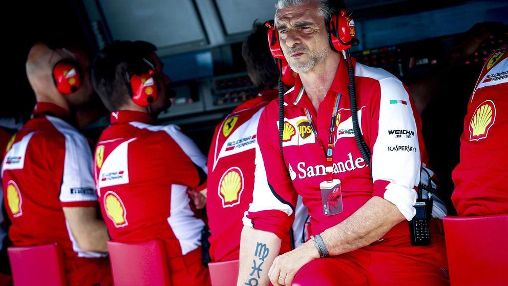 Ferrari, entre osadía e ilusión al pensar que es el segundo equipo