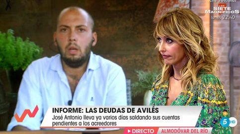 Emma García, a las claras con José Antonio Avilés en 'Viva la vida'