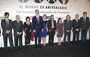 Los dueños de 'El Mundo' harán caja con su licencia española de TV