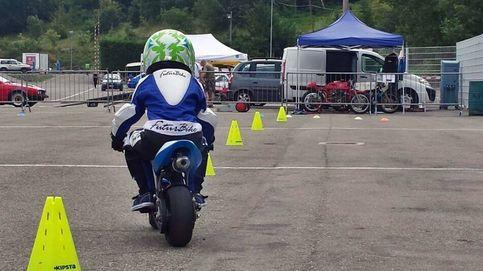 La muerte de un piloto de minimotos de 6 años salva la vida de otros cinco niños