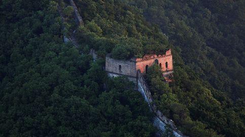 Mulas y ladrillos: la interminable reconstrucción de la Gran Muralla China