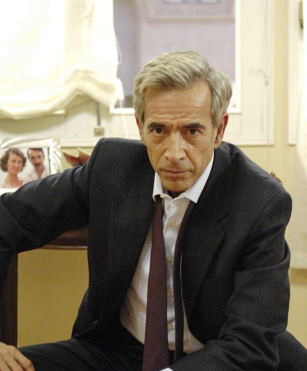 Foto: El actor Imanol Arias, caracterizado como Antonio Alcántara. (TVE)