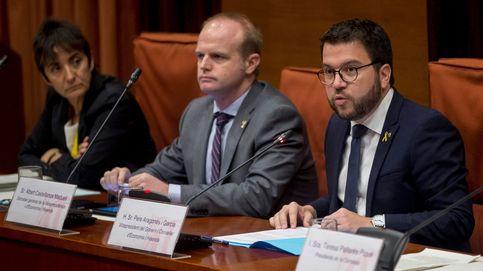 La Generalitat cancela la visita del dos de Aragonès a Seat para preservar la investidura