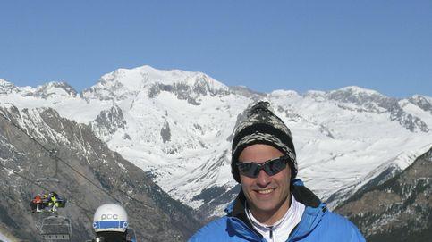 Pedro Sánchez, vacaciones en Cerler para practicar snowboard