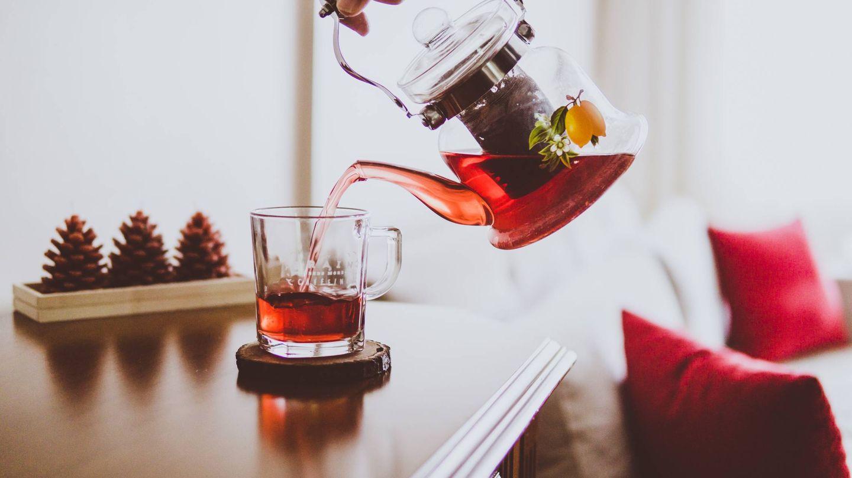 Dieta del té rojo para adelgazar. (Sabri Tuzcu para Unsplash)
