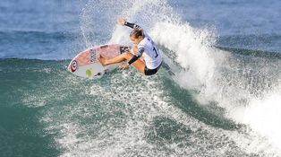 Si no es disciplinado, siempre le quedará el surf