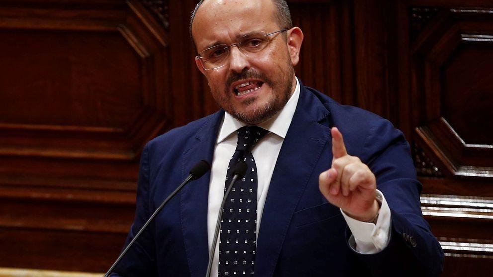 Alejandro Fernández (PP) carga contra Iceta por evitar apoyar la moción