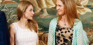 Post de La reina Letizia y la infanta Elena, más unidas que nunca