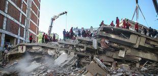 Post de Al menos 27 muertos y más de un centenar de rescatados en el terremoto del Egeo