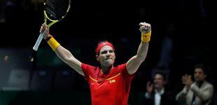 Post de Las quejas a la Copa Davis en la épica remontada de España (y la visita de Neymar)