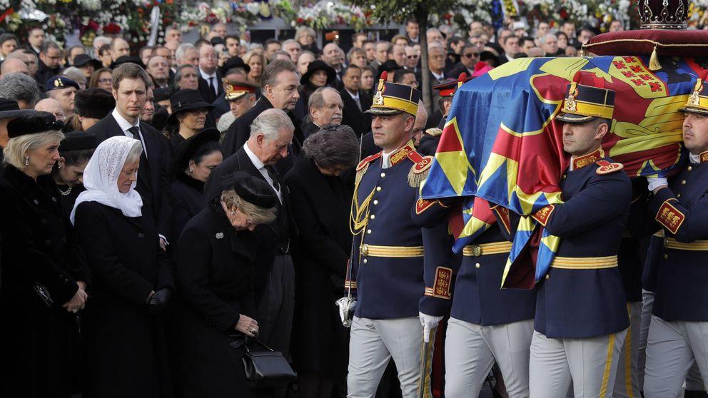 El funeral de Miguel I de Rumanía, en imágenes