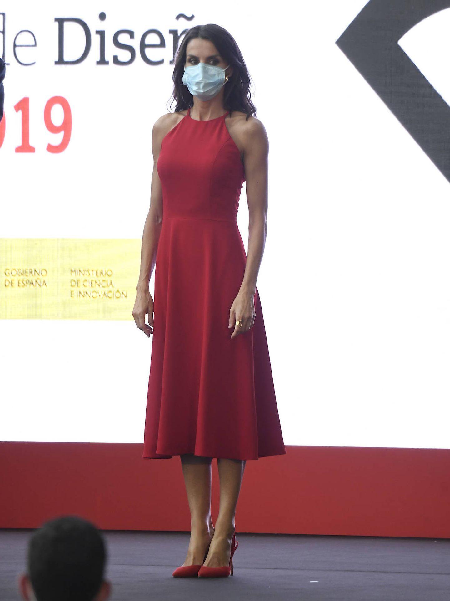 Doña Letizia. (LP)