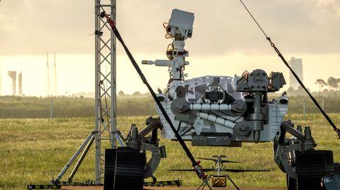 El robot Perseverance debe descubrir si hubo vida en Marte