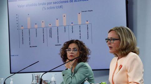 Montero usa el artículo 135 de la Constitución como llave para suspender las reglas fiscales