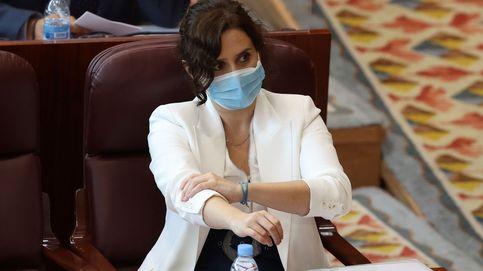 Ayuso anuncia las nuevas medidas en Madrid para frenar el avance del coronavirus