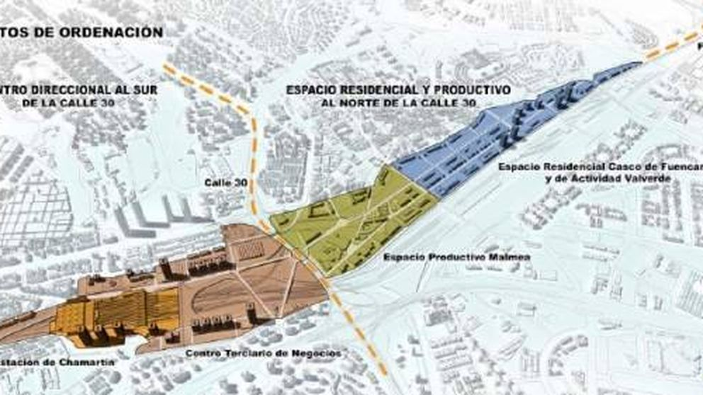 Operación Chamartín: el COAM quiere mediar ante el riesgo de ruptura total