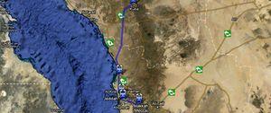 El consorcio español, favorito para construir el AVE entre La Meca y Medina