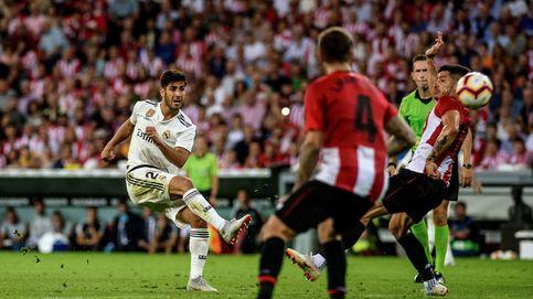 Real Madrid - Athletic Club en directo: resumen, goles y resultado