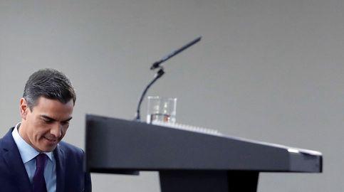 Suspenso general para los líderes políticos: Sánchez el mejor valorado; Iglesias, el peor