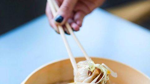 Sasha Boom: el street food de medio mundo en 20 platos