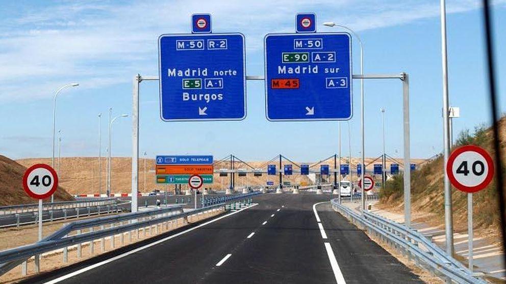 El Gobierno busca un atajo para no cargar con el 'agujero' de las autopistas