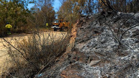 Controlado el incendio de El Ronquillo (Sevilla) tras arrasar unas 120 hectáreas