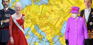 Post de Las fortunas de las monarquías europeas: ¿quién es el rey más rico y el más pobre?