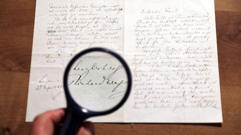 Subastan manuscritos de Wagner