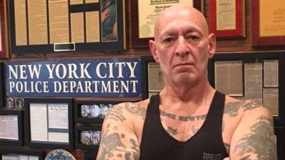 El detective más condecorado en la historia de NY se convirtió en pizzero