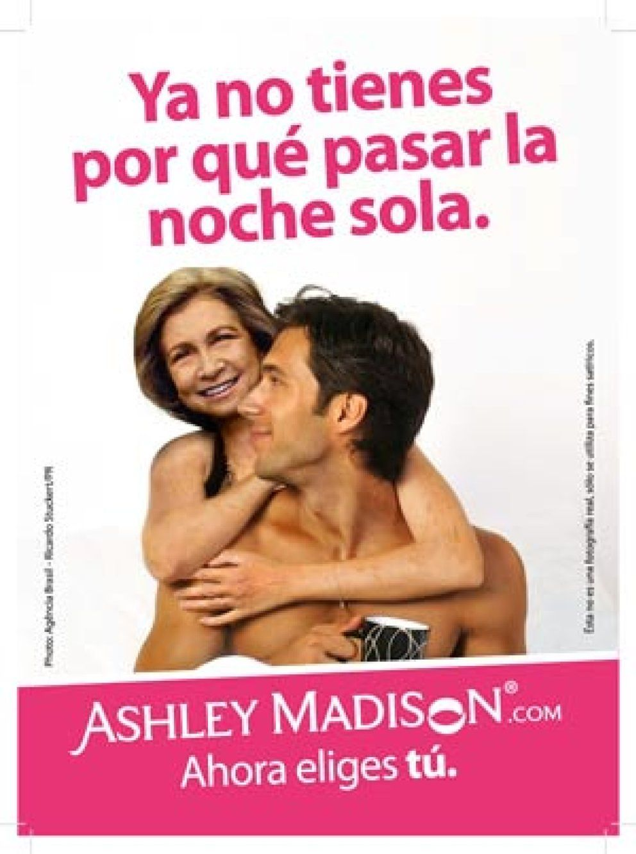 Ashley madison a la reina sof a ya no tienes por qu - Ashley madison espana ...