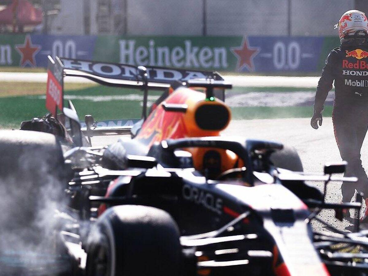 Foto: El que ceda en los duelos en pista, pierde el título de mantenerse la actual igualdad entre el Red Bull y el Mercedes