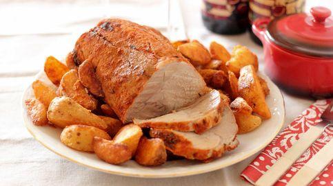 Lomo de cerdo a la sal: jugoso a pesar de cocinarlo al horno