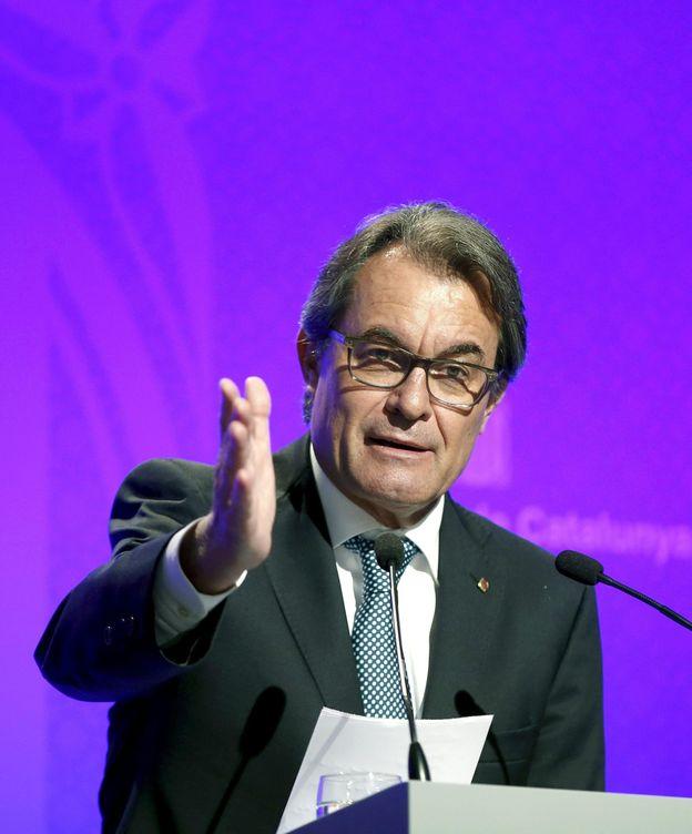 Foto: El presidente de la Generalitat, Artur Mas, en una imagen de archivo. (EFE)