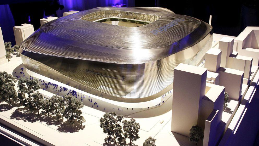 La justicia anula la ampliación del estadio Santiago Bernabéu