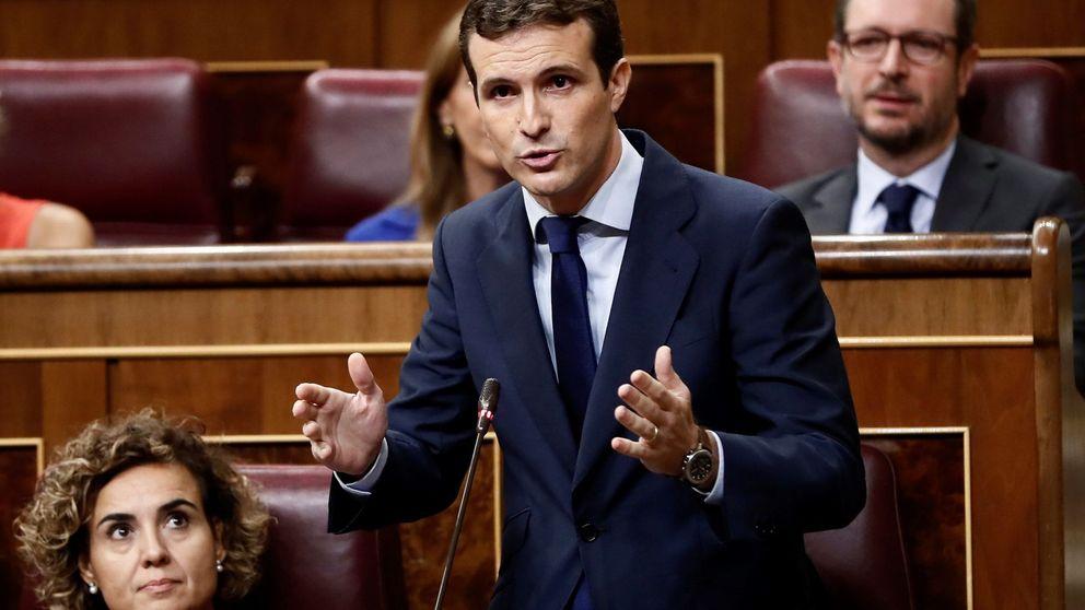 El PP asume que su baza en Madrid será la campaña de Casado, no los candidatos