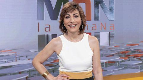 El emotivo adiós de 'La mañana' de TVE con Mamen Asencio después de 11 años