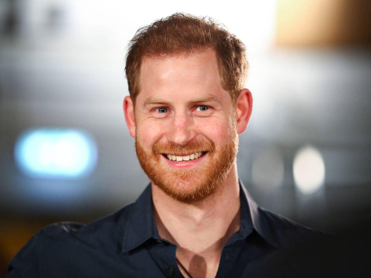 Foto: Harry, en una imagen de archivo. (Getty)