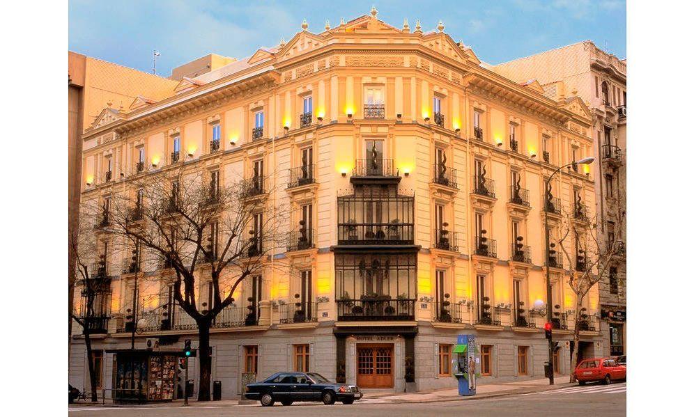 Foto: El Hotel Adler de Madrid ha echado el cierre esta semana. (Foto: Hotel Adler)