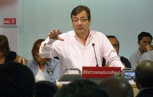 El socialista Guillermo Fernández Vara renuncia a ser aforado
