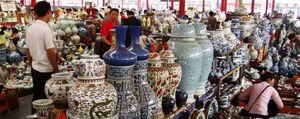 Gangas de lujo en los bazares de Oriente